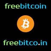 Free bitcoin icon