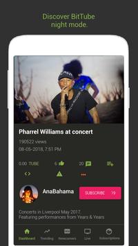 BitTube screenshot 1
