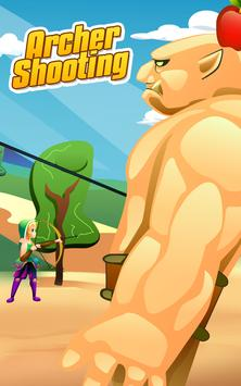 Archery Shooting Game poster