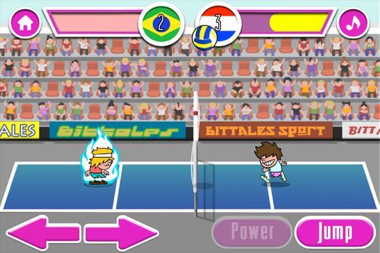 bola voli pertandingan screenshot 12