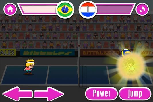 bola voli pertandingan screenshot 13