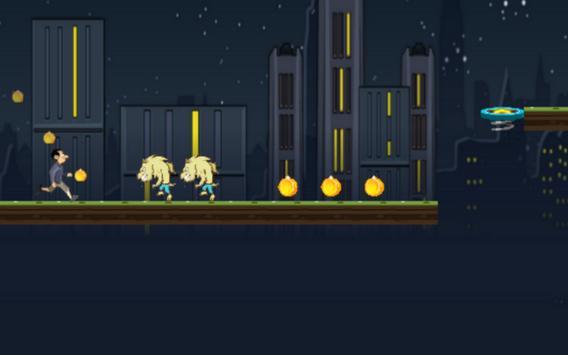 Running mr bean - adventuree apk screenshot