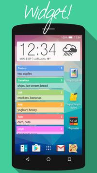 Super Simple Shopping List screenshot 5