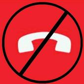 Hang Up Block icon
