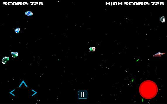 Glastroids apk screenshot