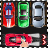 Unblock Parking Car Puzzle Free 2018 icon