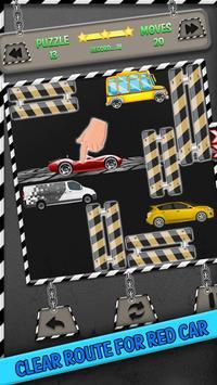 Unblock Parking Car Puzzle Free 2018 screenshot 4