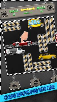 Unblock Parking Car Puzzle Free 2018 screenshot 7
