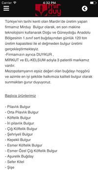 Mirduy Bulgur screenshot 4