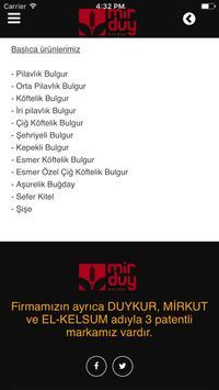 Mirduy Bulgur screenshot 2