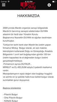 Mirduy Bulgur screenshot 3