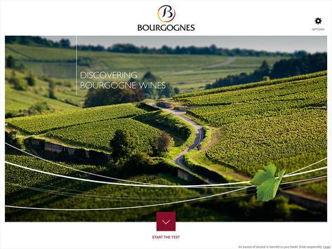 Discovering Bourgogne wines apk screenshot