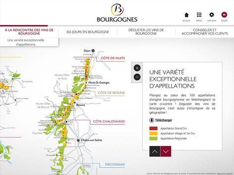 Les vins de Bourgogne apk screenshot