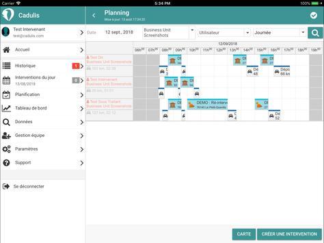 Cadulis apk screenshot