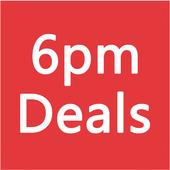 6pm Deals icon