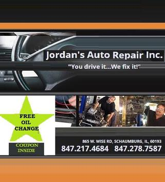 Jordan's Auto Repair App v2 apk screenshot