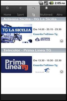 lasiciliaweb mobile apk screenshot