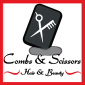 Combs and Scissors Salon icon