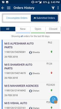 SAP SWISS - Orderjini screenshot 2