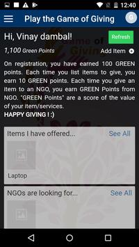 Game of Giving screenshot 4