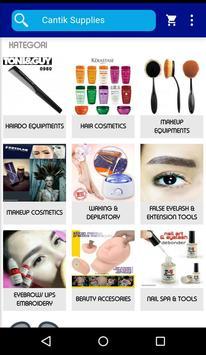 Cantik Beauty Supplies poster