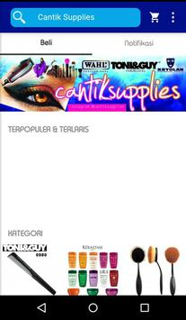 Cantik Beauty Supplies screenshot 1