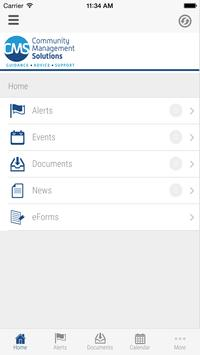 Community Management Solutions apk screenshot