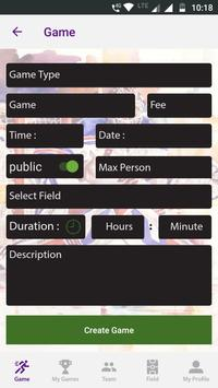 GameOn screenshot 2