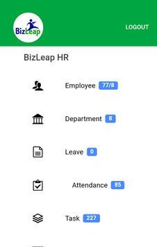 BizLeap HR poster