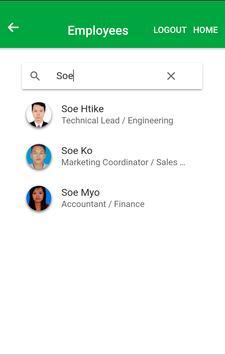 BizLeap HR screenshot 1
