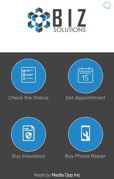 Biz Solutions Phone Repair apk screenshot