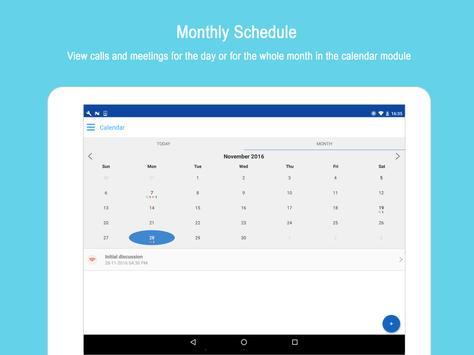 SugarMob:SugarCRM Employee App apk screenshot