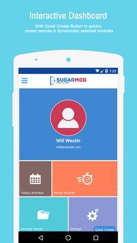 SugarMob:SugarCRM Employee App poster