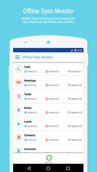 SuiteMob:SuiteCRM Employee App apk screenshot