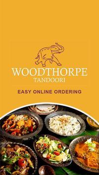 Woodthorpe Tandoori poster