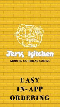 Jerk Kitchen poster