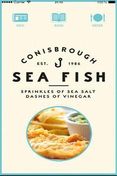 Sea Fish Conisbrough poster