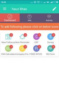 Bizzy Pulse : Sales, Service, Order, Survey, Task apk screenshot