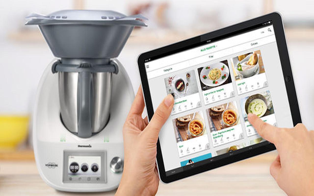 Thermomix® Cookidoo Recipes Advice für Android   APK herunterladen