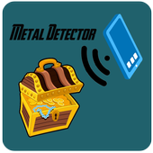 Metal Detector Pro 2015 icon
