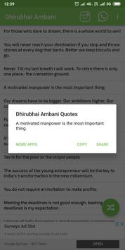 Dhirubhai Ambani screenshot 3