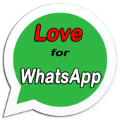 Love for WhatsApp Message icon