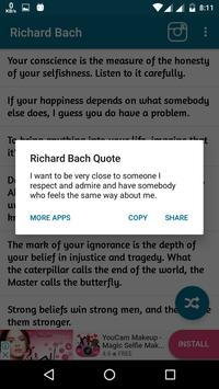 Richard Bach Quotes screenshot 1