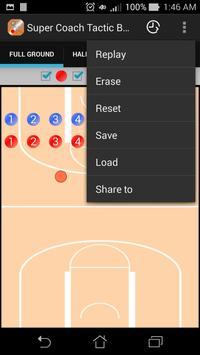 Super Coach Tactic Board screenshot 1