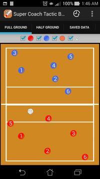 Super Coach Tactic Board screenshot 4