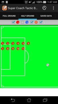 Super Coach Tactic Board screenshot 5