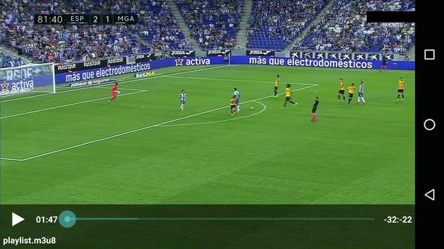 BJ Player apk screenshot