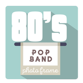 MyPic Frame: 80's Pop Edition icon