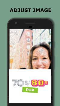 MyPic Frame: 80's Pop Edition screenshot 2