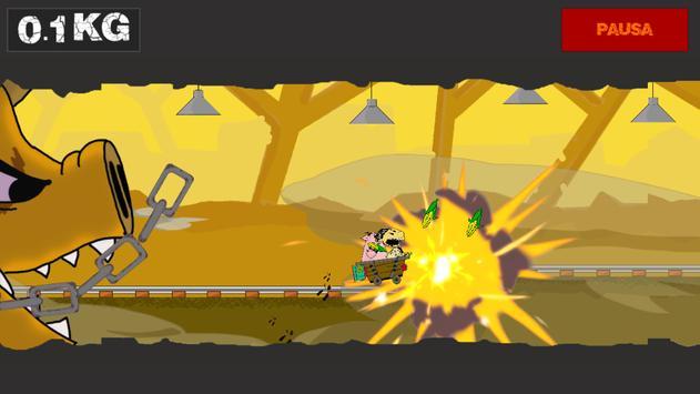 Casimiro Run screenshot 2